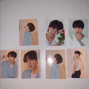 BTS LY PHOTOCARDS